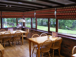 Hoar Park's award winning restaurant